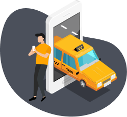 Taxi Booking Application Development Company