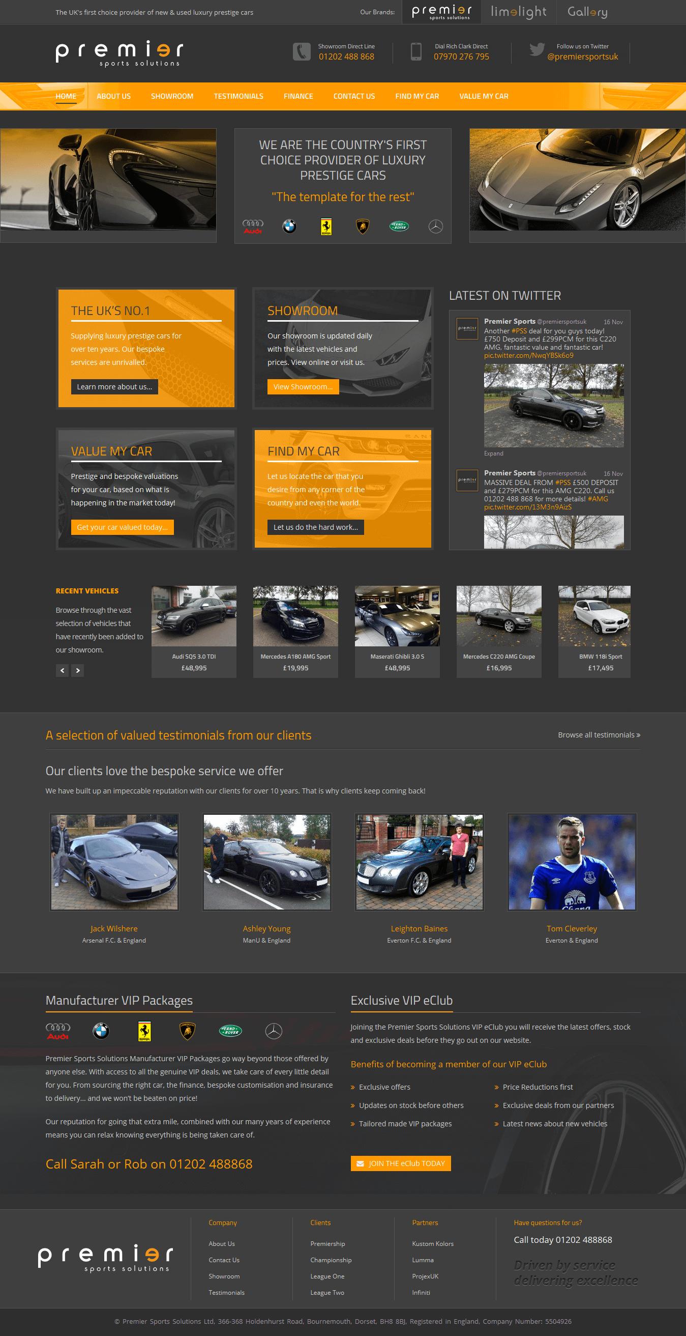 Premier Sports Solutions