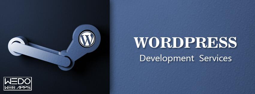 WordPress Development Service at WeDoWebApps