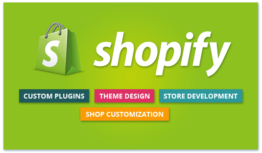 Shopify website development