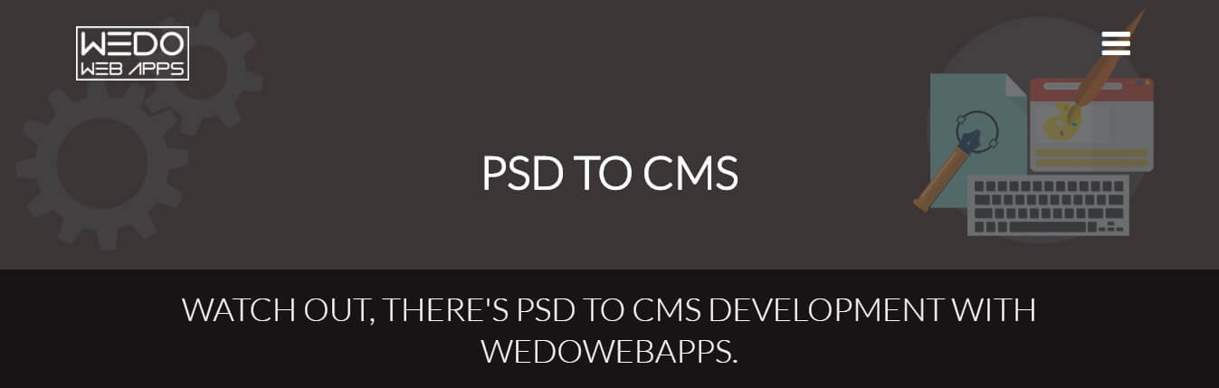 Significant PSD to CMS Techniques