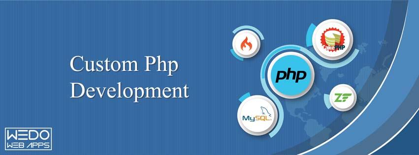 custom CMS development in PHP