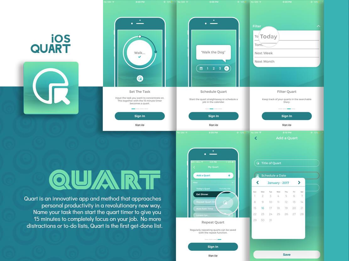 Quart App