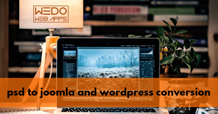 PSD to Joomla and WordPress Conversion
