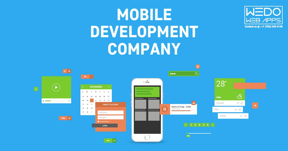 Factors affecting the Mobile Development Company