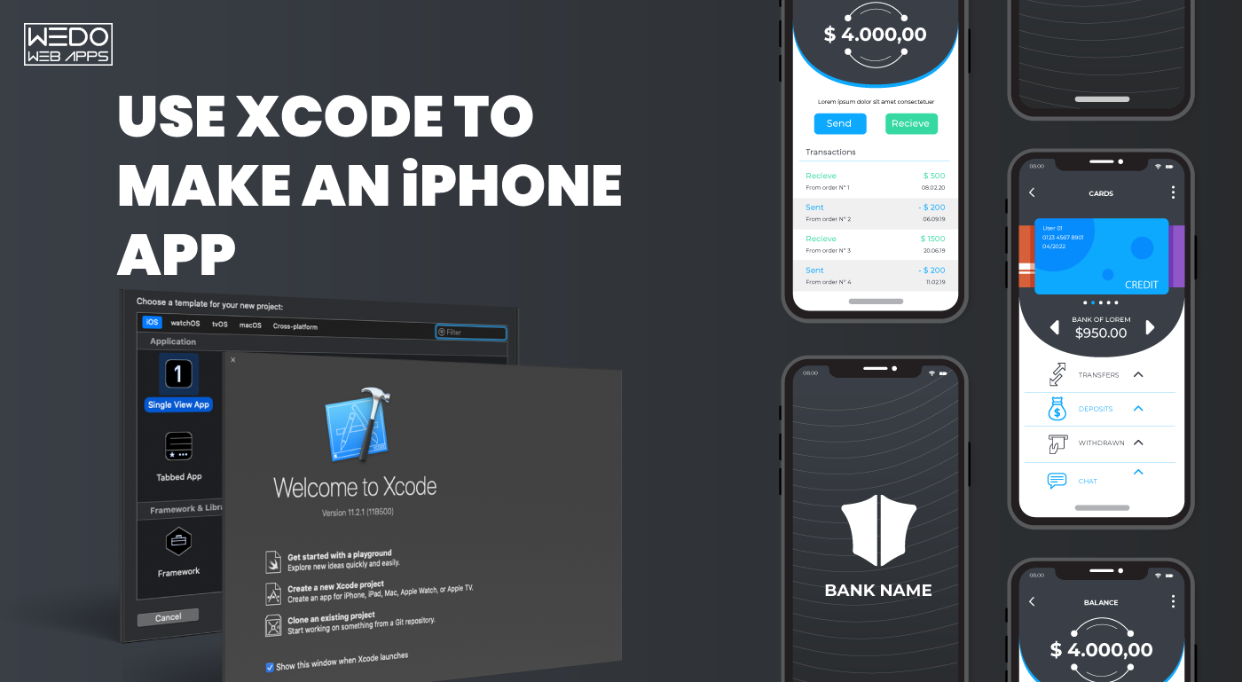 Creating an App for iPhone