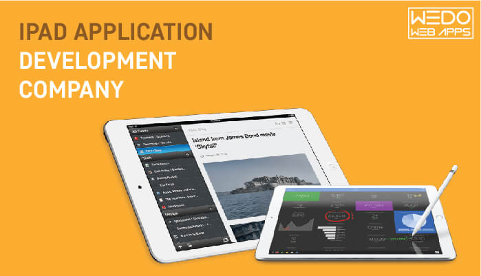 Getting Familiar with the iPad Application Development Services