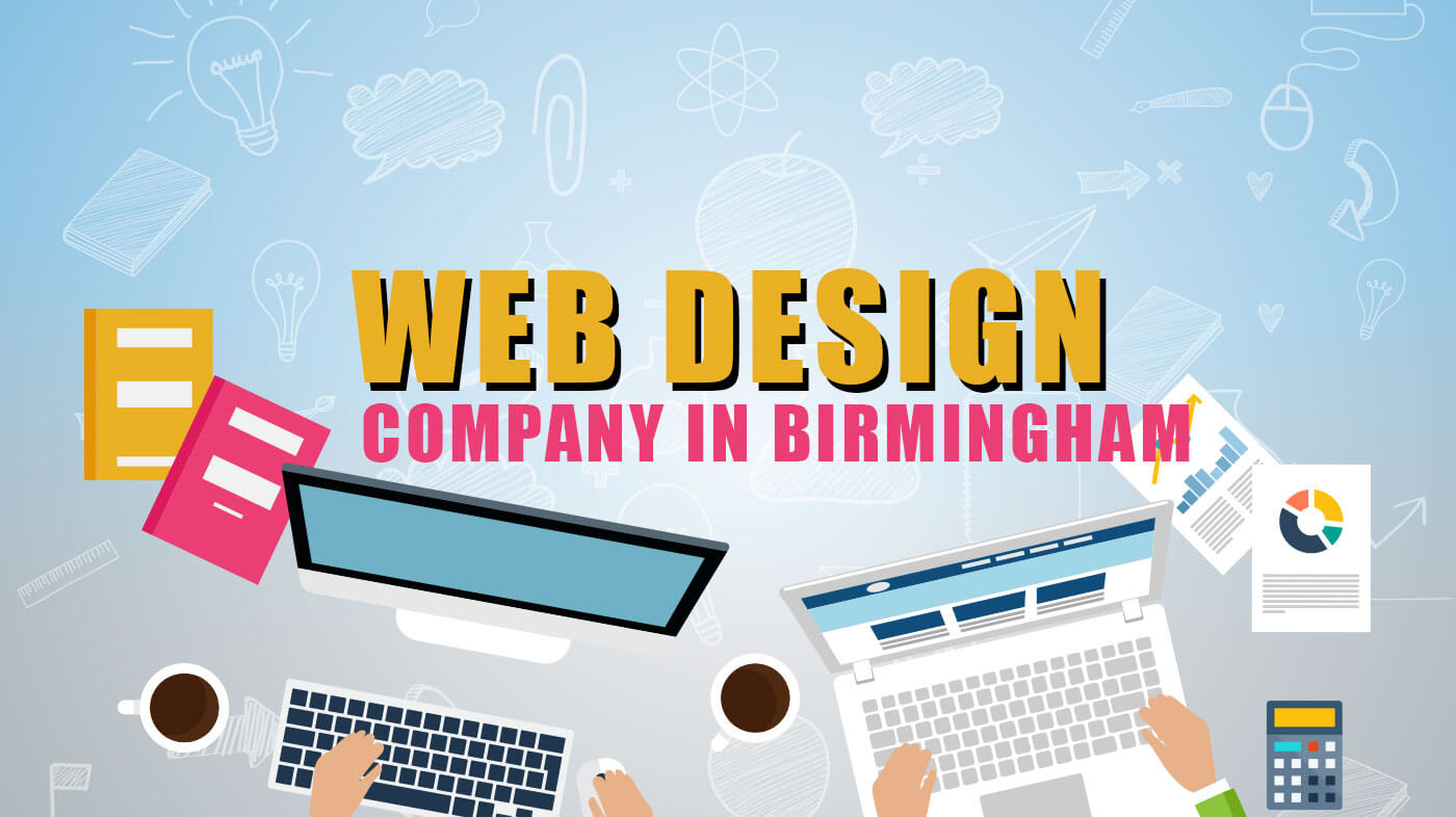 Web Design Company in Birmingham