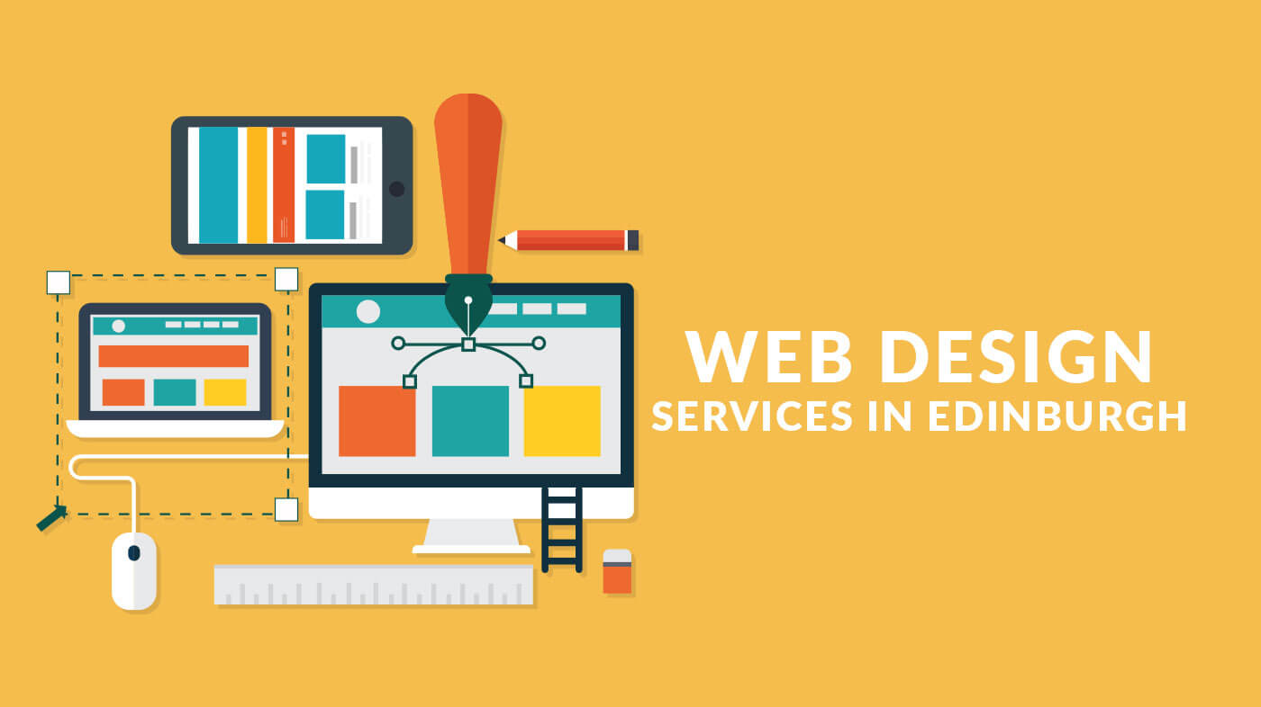 Web Design Services in Edinburgh