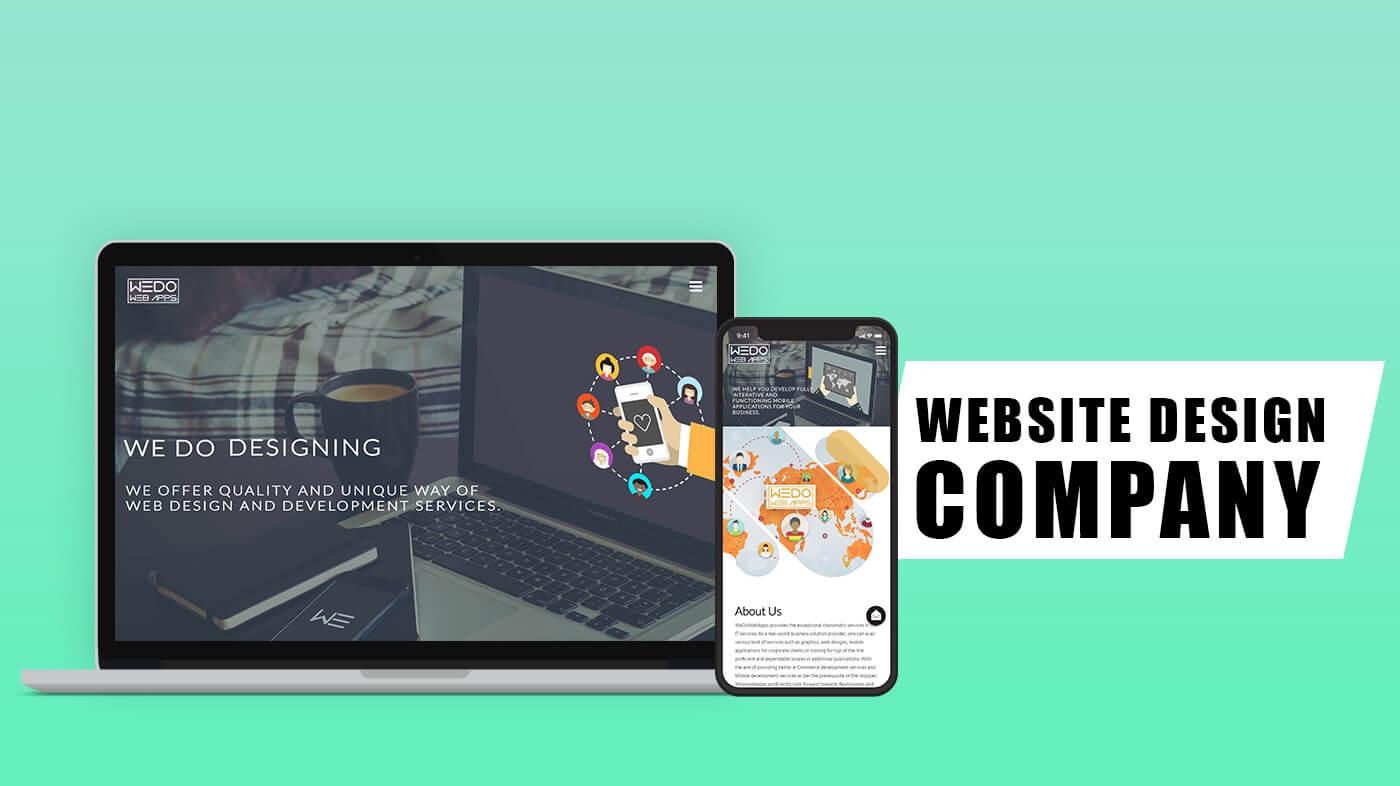 Website Design Company Cardiff