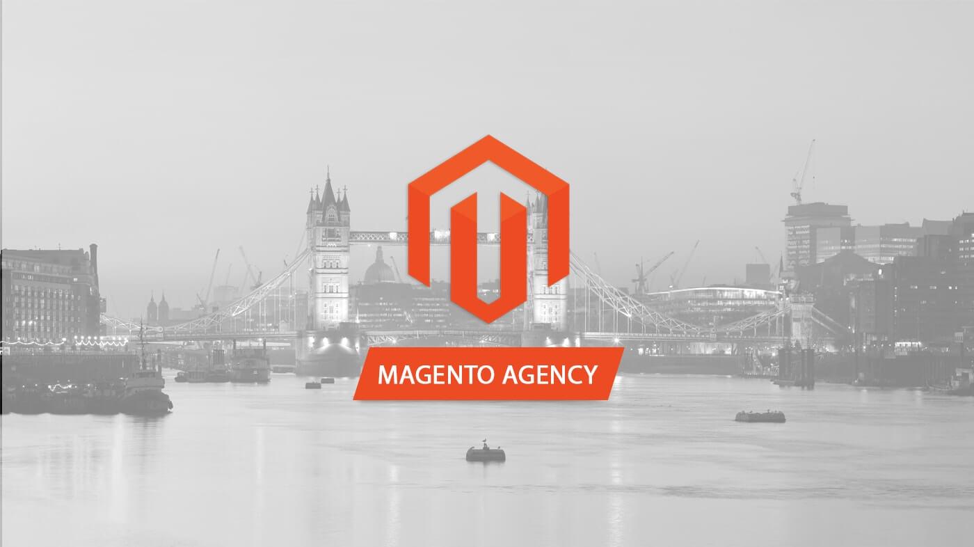 Magento Agency London