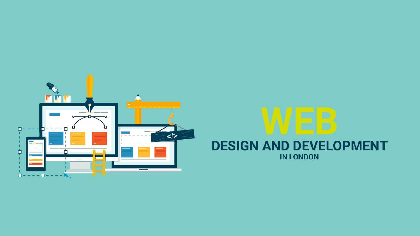 Web Design and Development in London