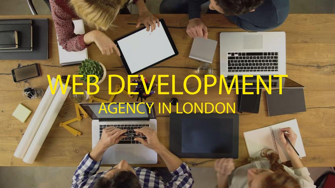 Web Development Agency in London