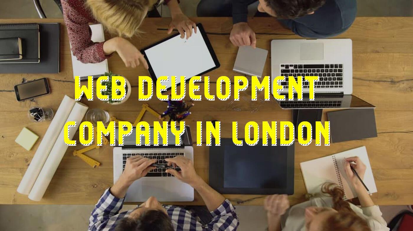Web Development Company in London