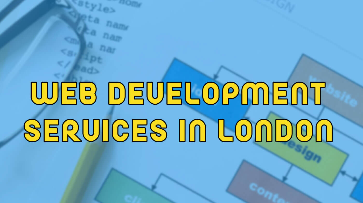 Web Development Services in London