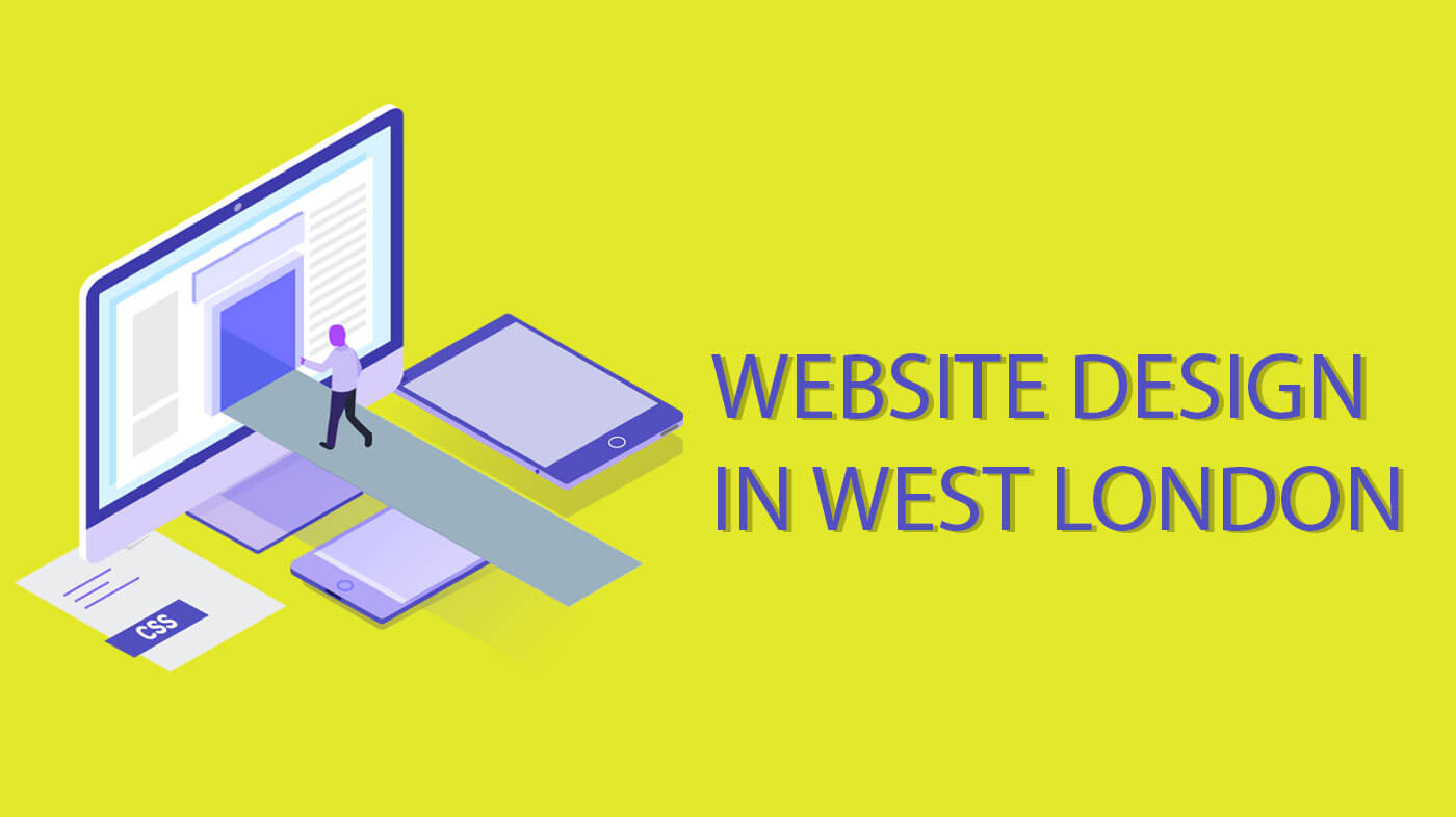 Website Design in West London