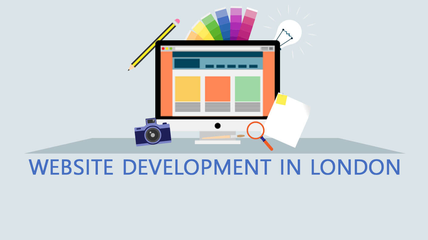 Website Development in London