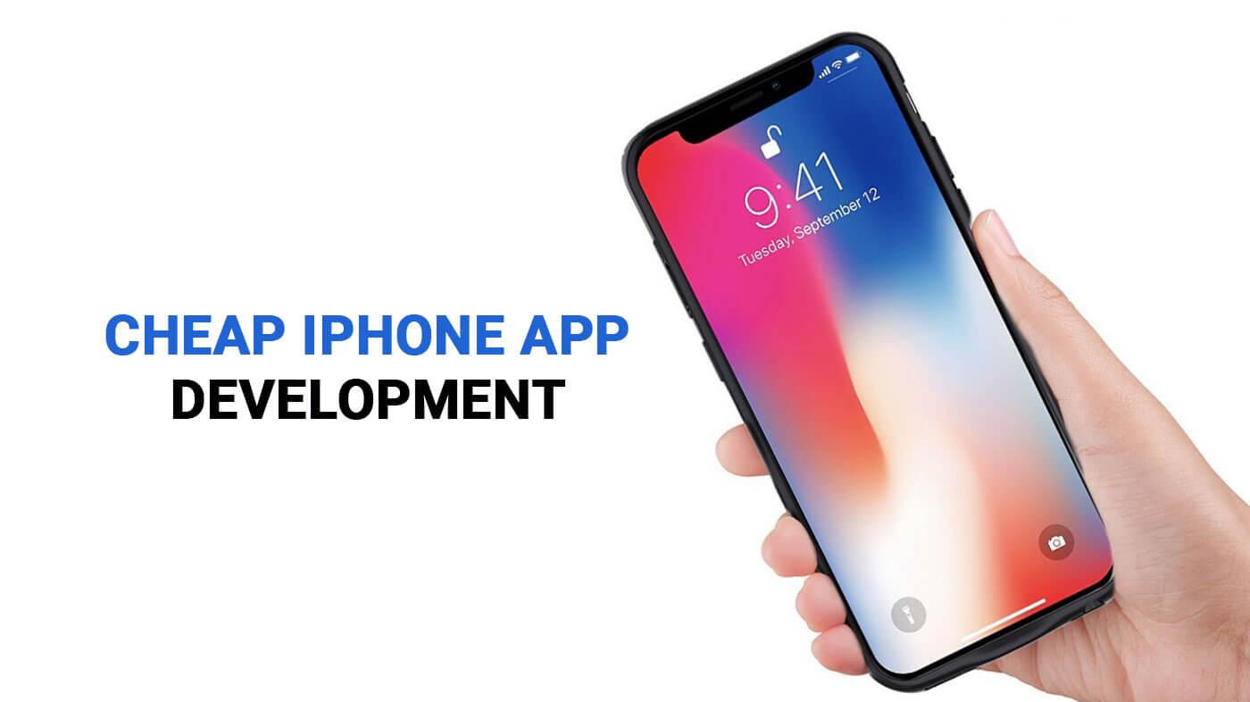 Cheap iPhone App Development