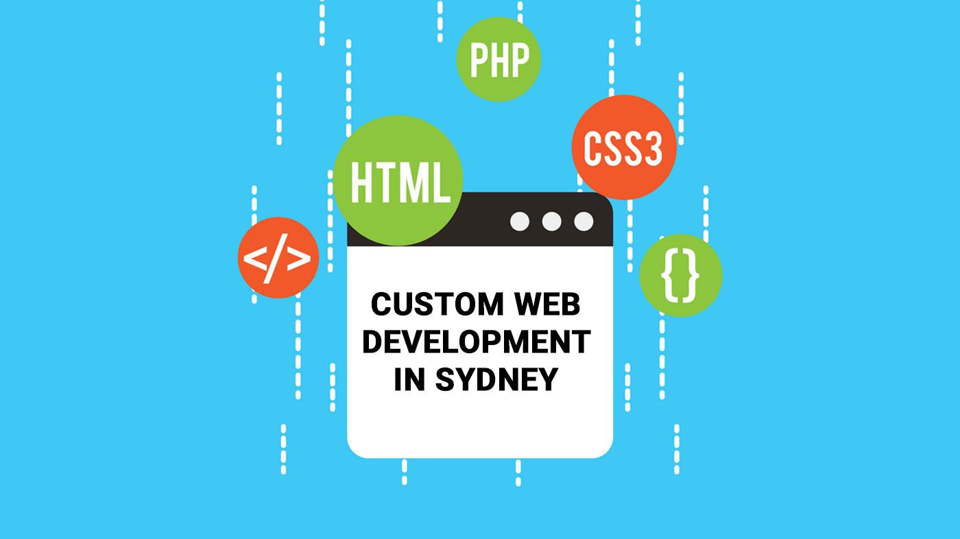 Custom Web Development in Sydney