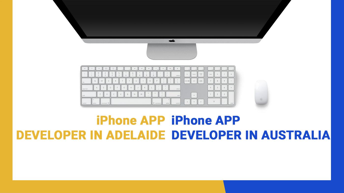 iPhone App Developer in Australia and iPhone App Developer in Adelaide
