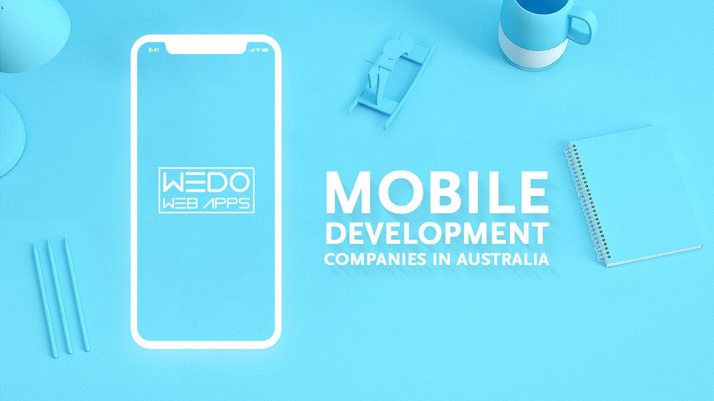 Best Mobile Development Companies in Australia