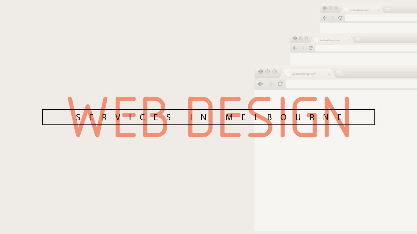 Web Design Services in Melbourne