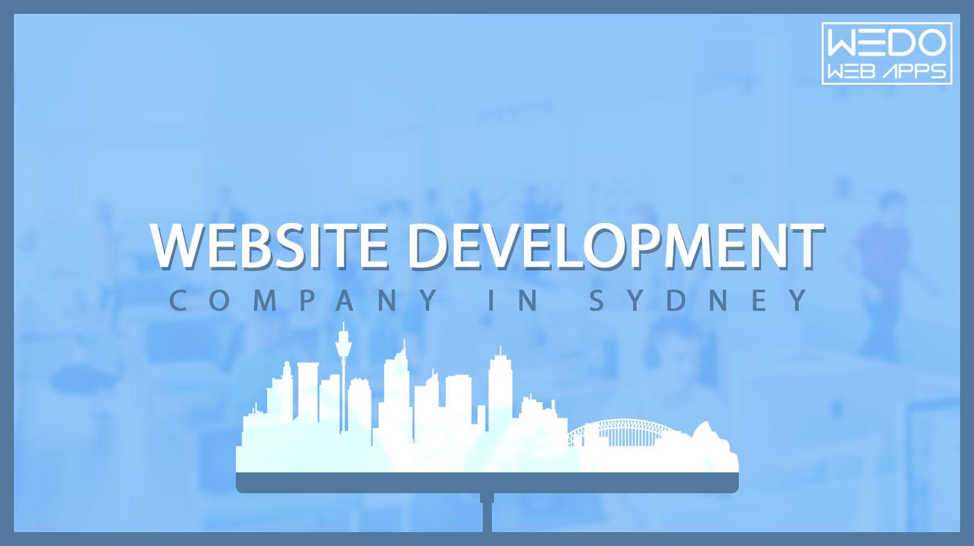 Website Development Company in Sydney