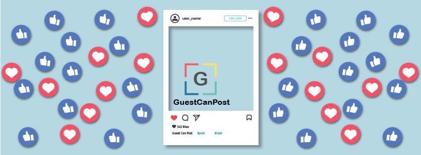 Introducing one of its kind blogging platform guestcanpost