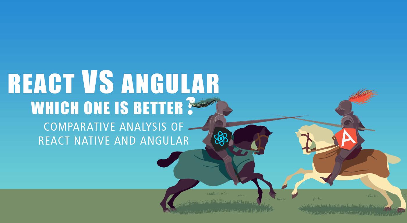 React vs. Angular