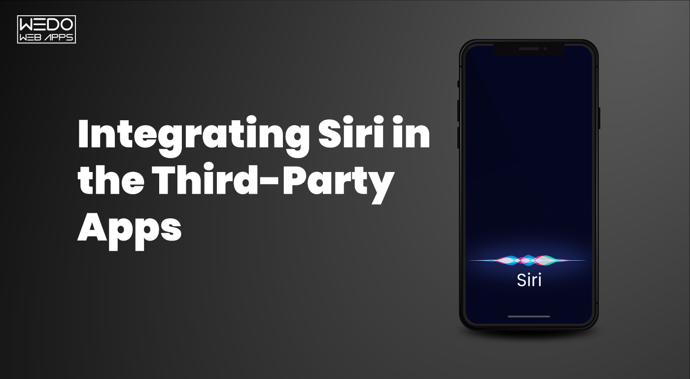The 30-Second Trick for Integrating Siri in the Third Party Apps