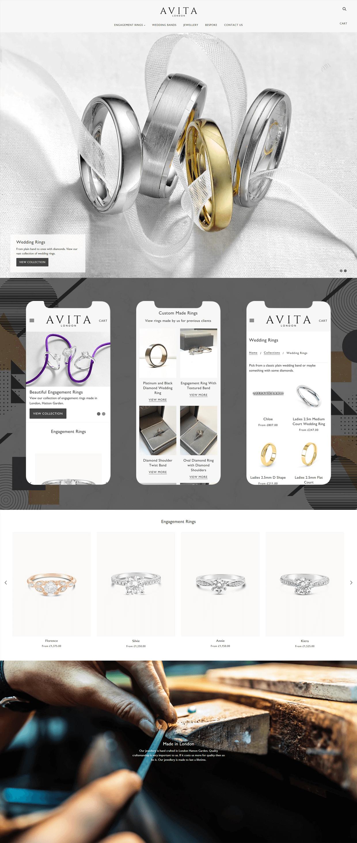 Avita Jewellery