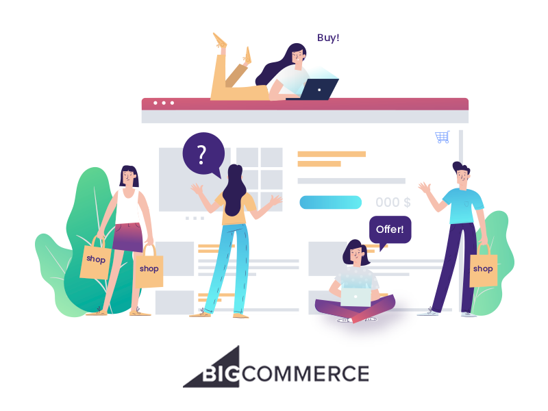 Bigcommerce Development