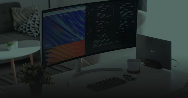 PSD To HTML Developer Banner