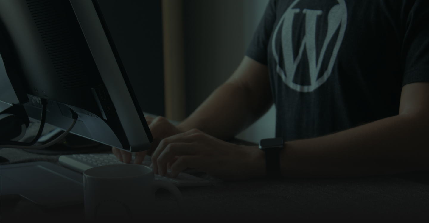Wordpress Development Company Banner