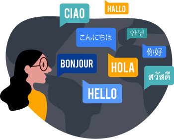 Supporting multilingual