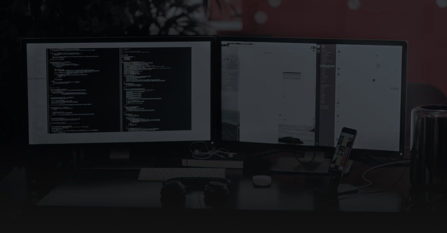 Laravel Website Development Services Banner