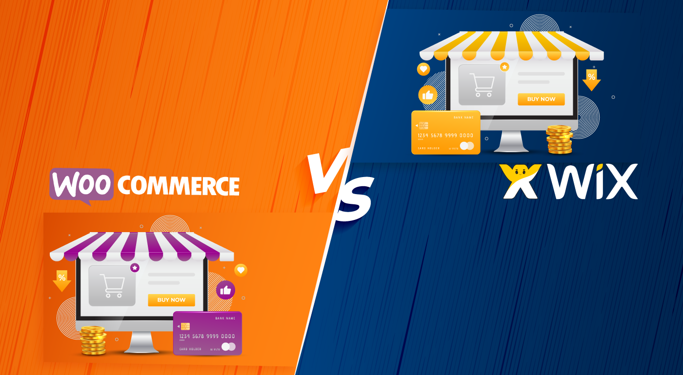 Which is the best eCommerce platform for your business- Woocommerce or Wix?