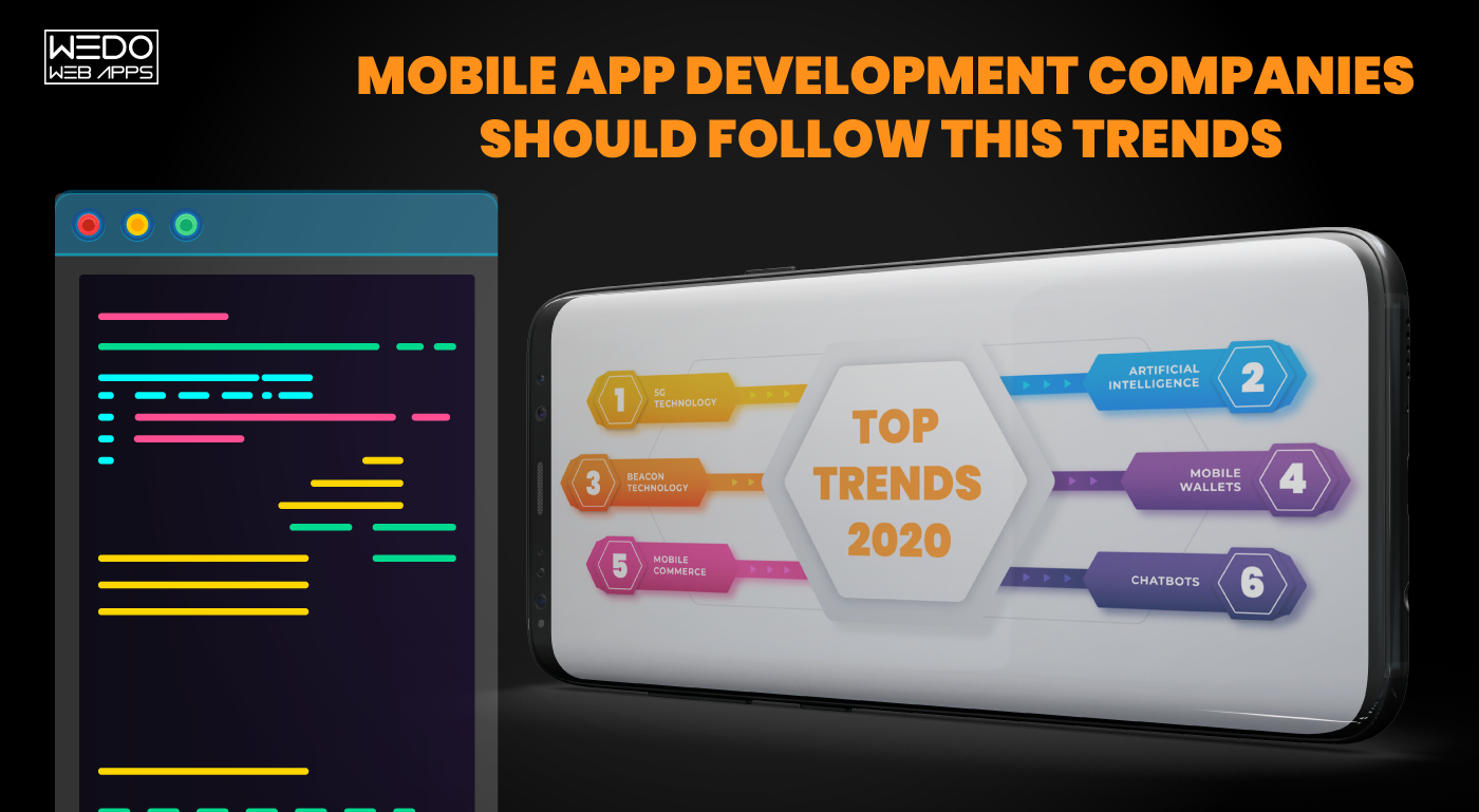Top 15 Mobile App Development Trends That will Dominate 2020