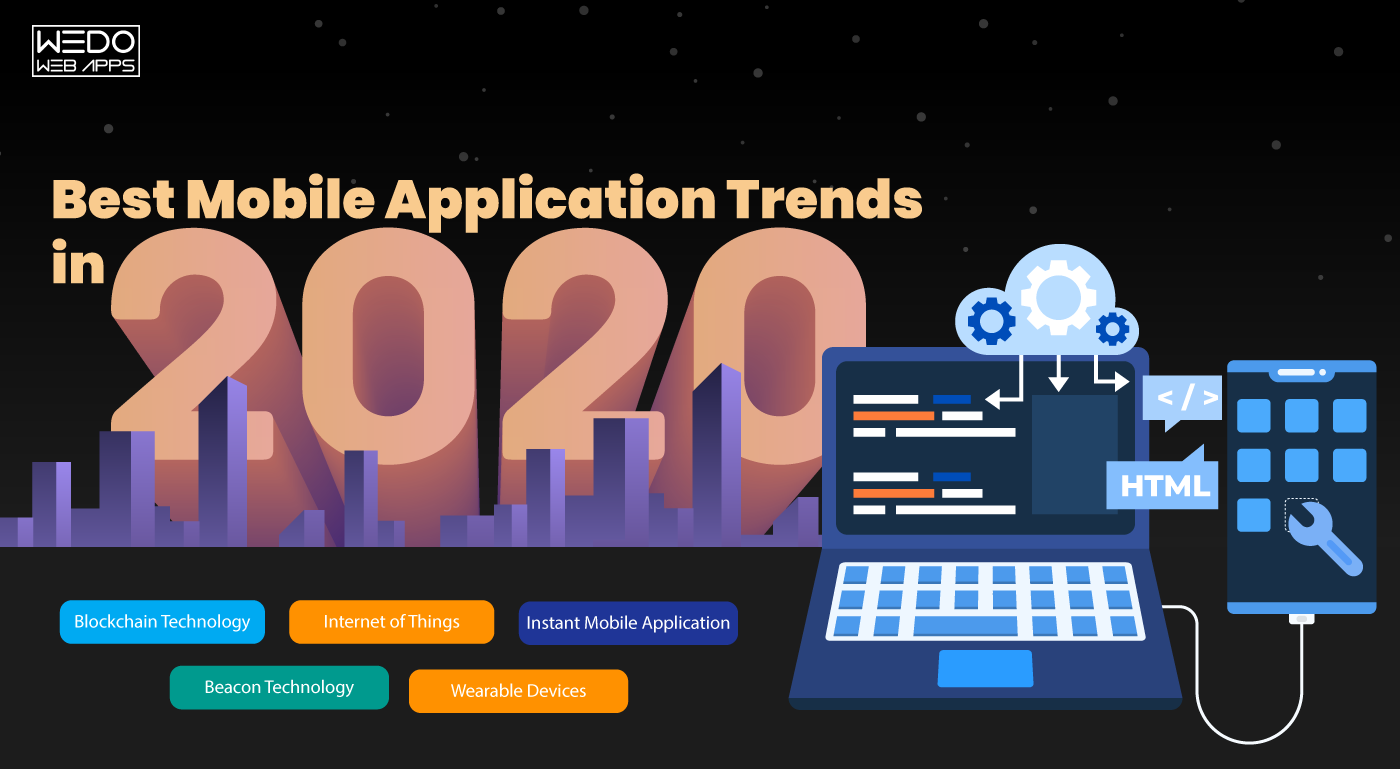 Top 6 Trends the Best Application Development Company Should Look for in 2020