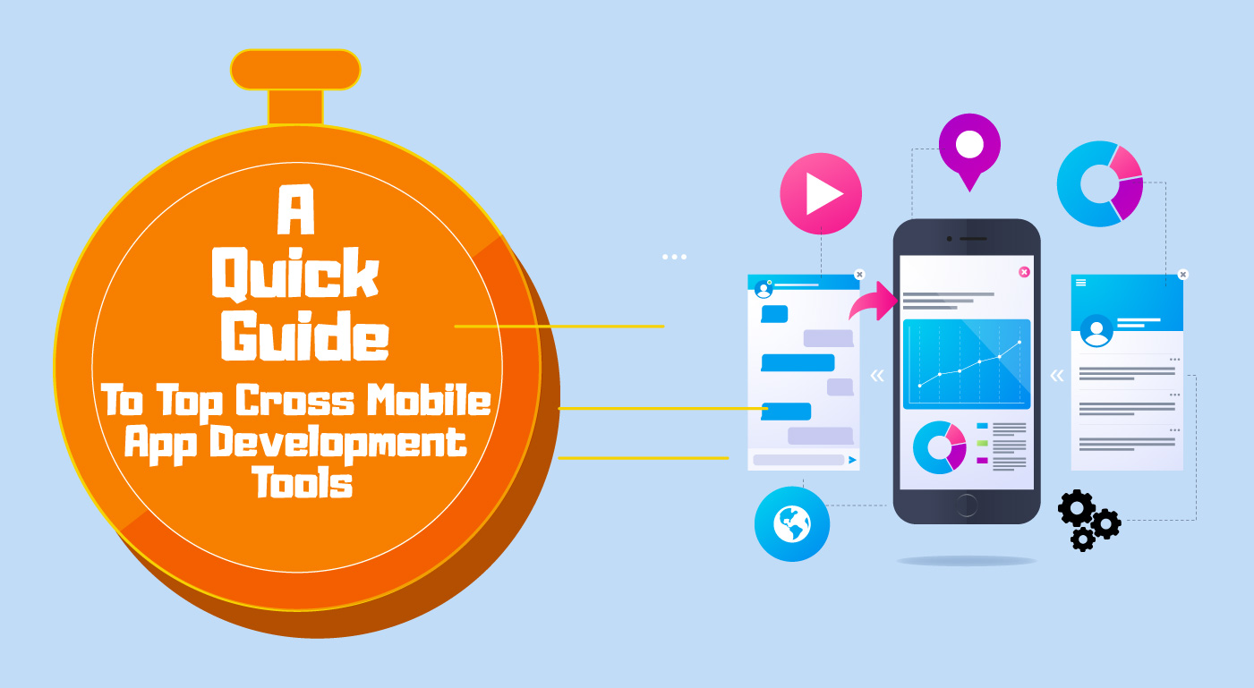 A Quick Guide To Top Cross Mobile App Development Tools