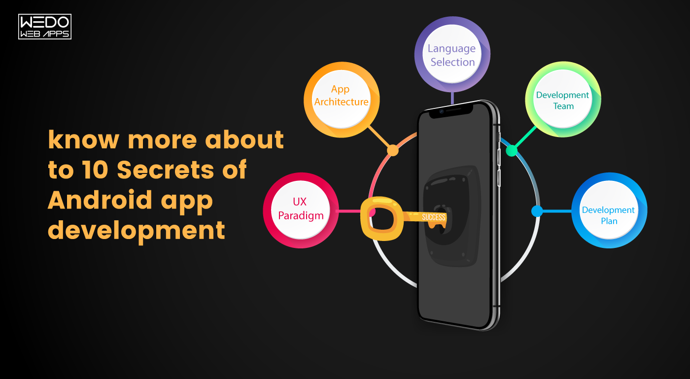 10 Secrets to Android app development to help your business grow