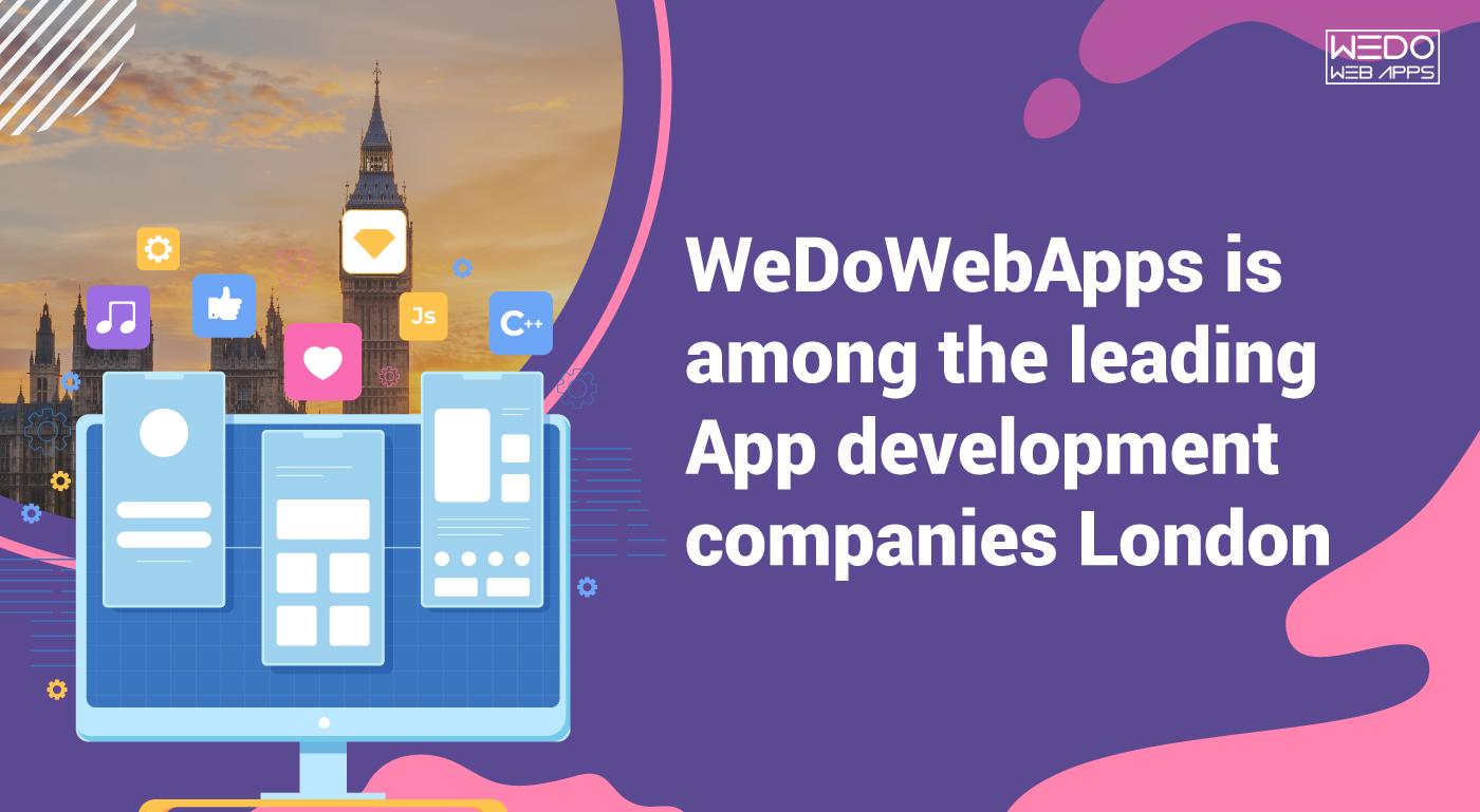 App Development Companies in London