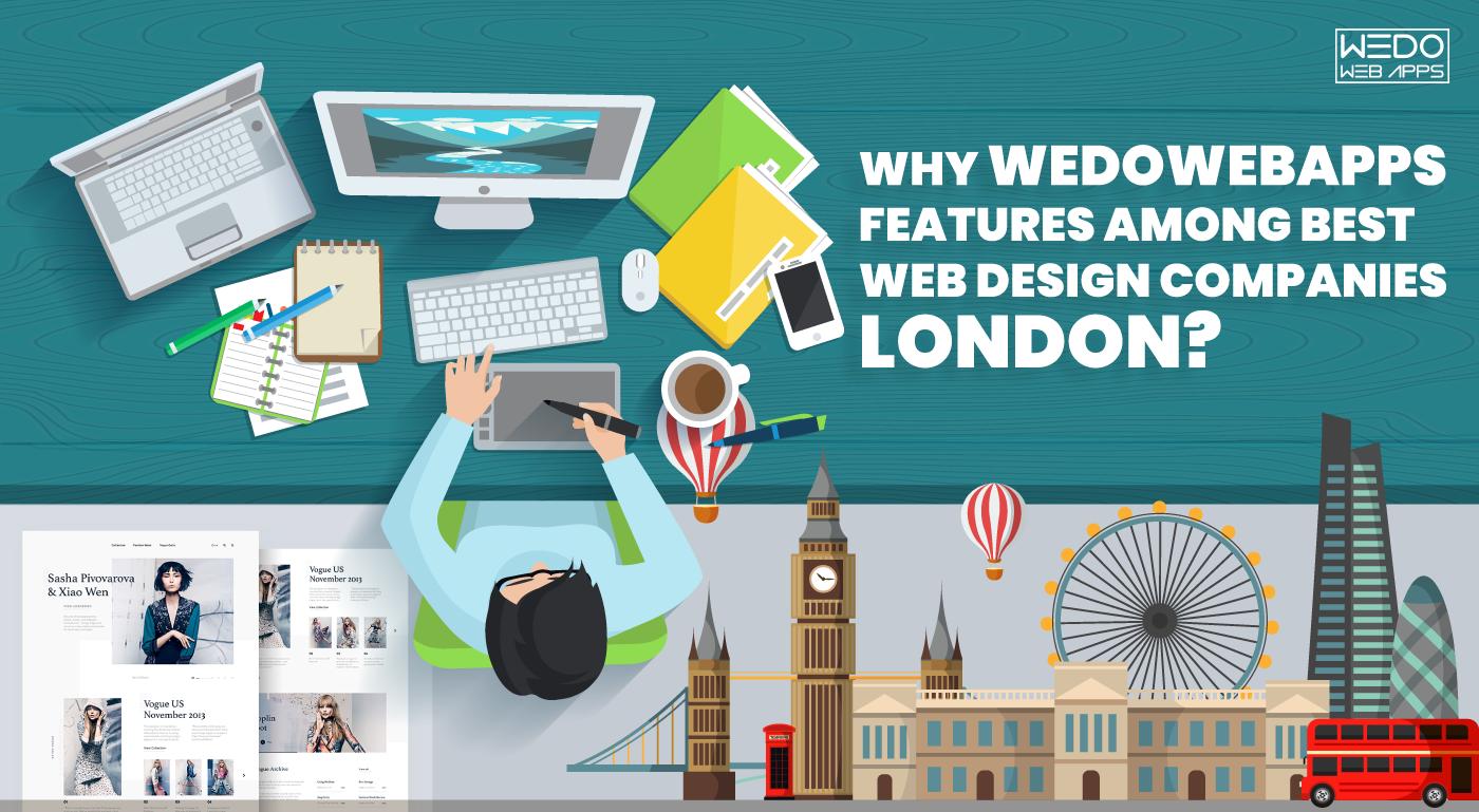 Best Web Design Companies in London