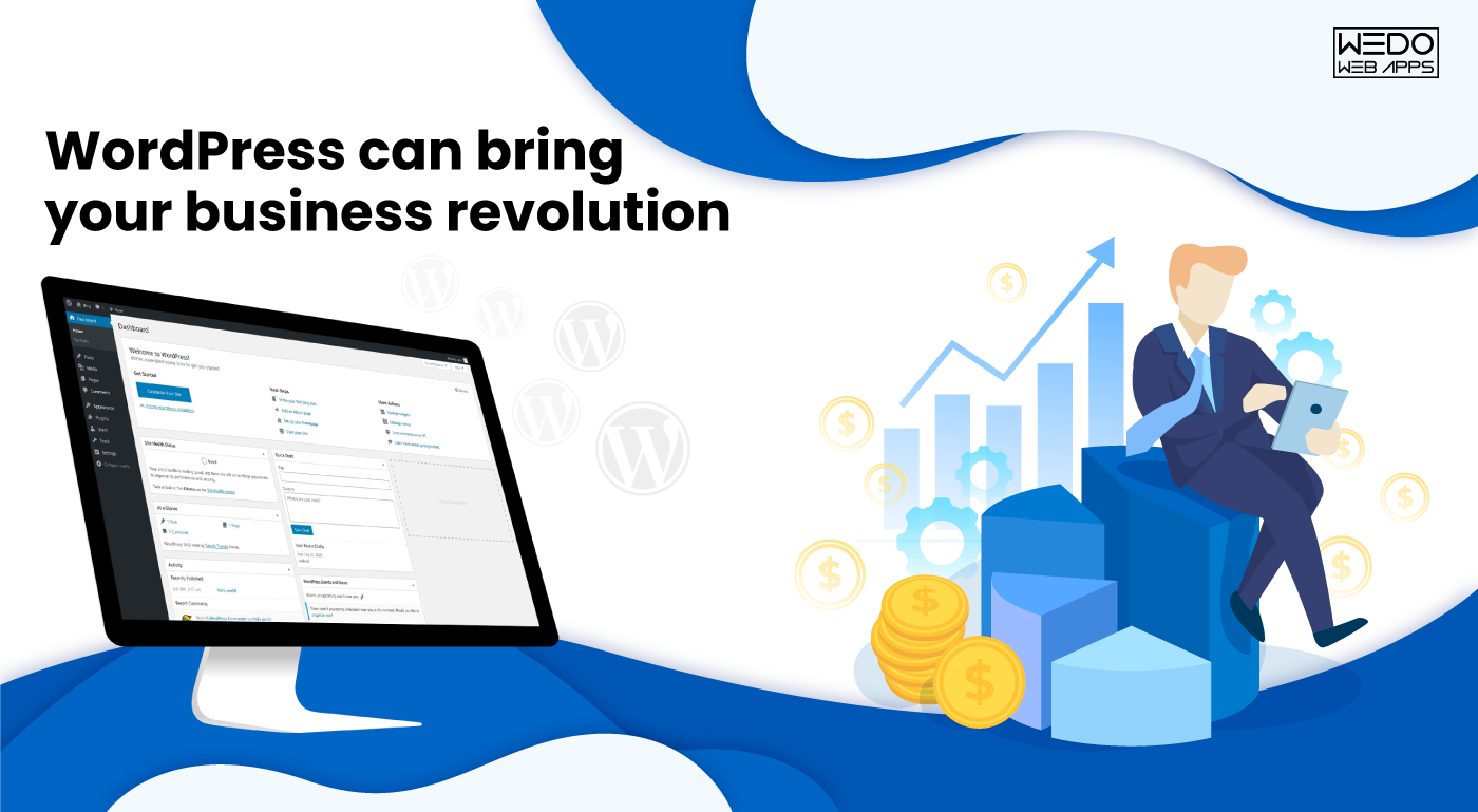 Brings revolution in your business with WordPress