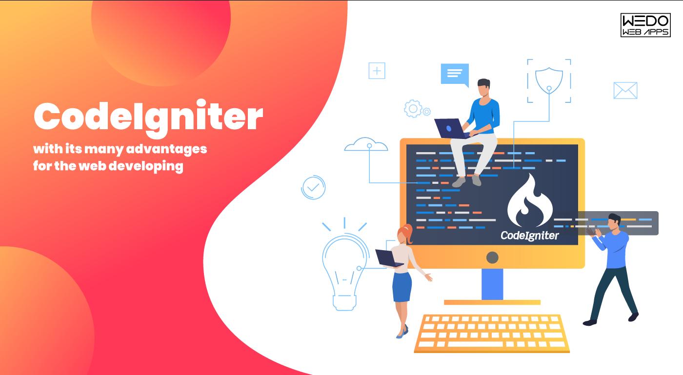 CodeIgniter Web Application Architecture
