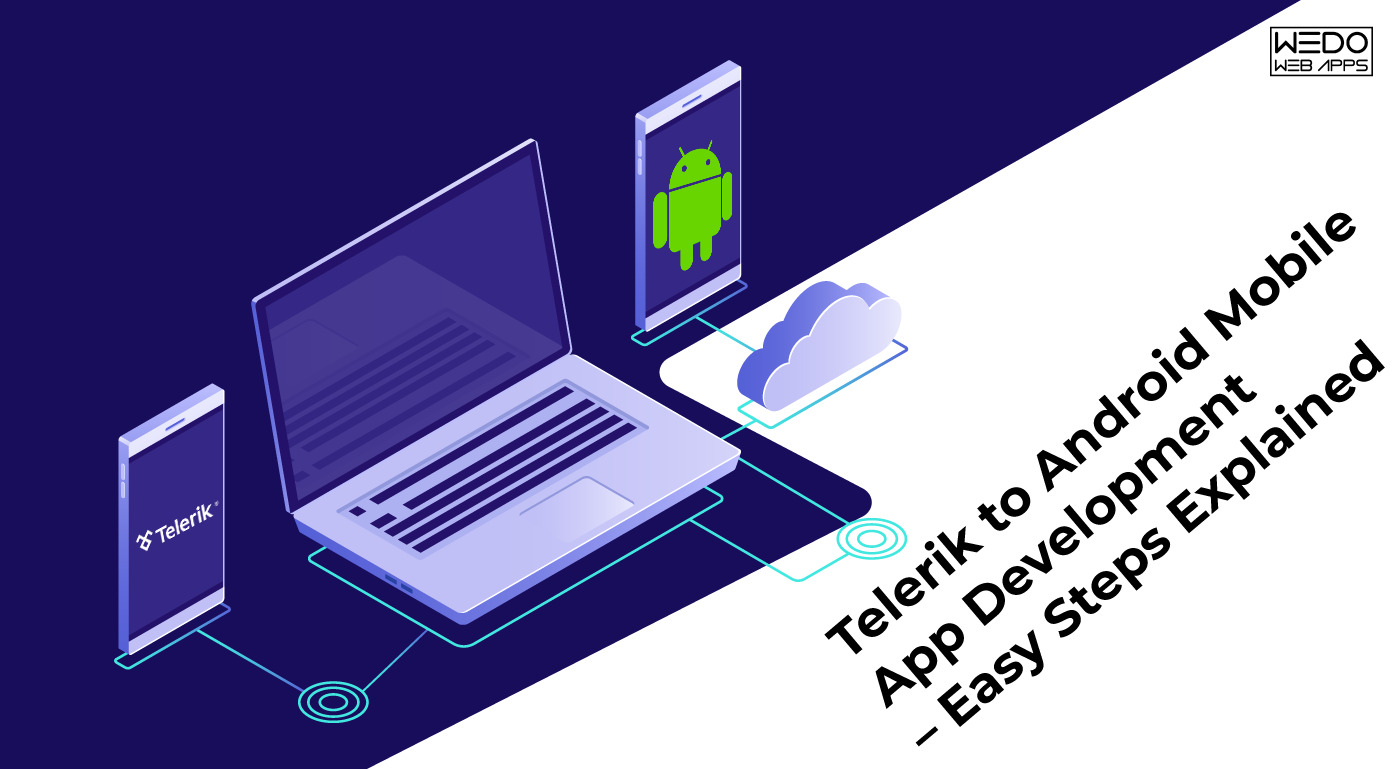 Convert Telerik Mobile App to Android Mobile App