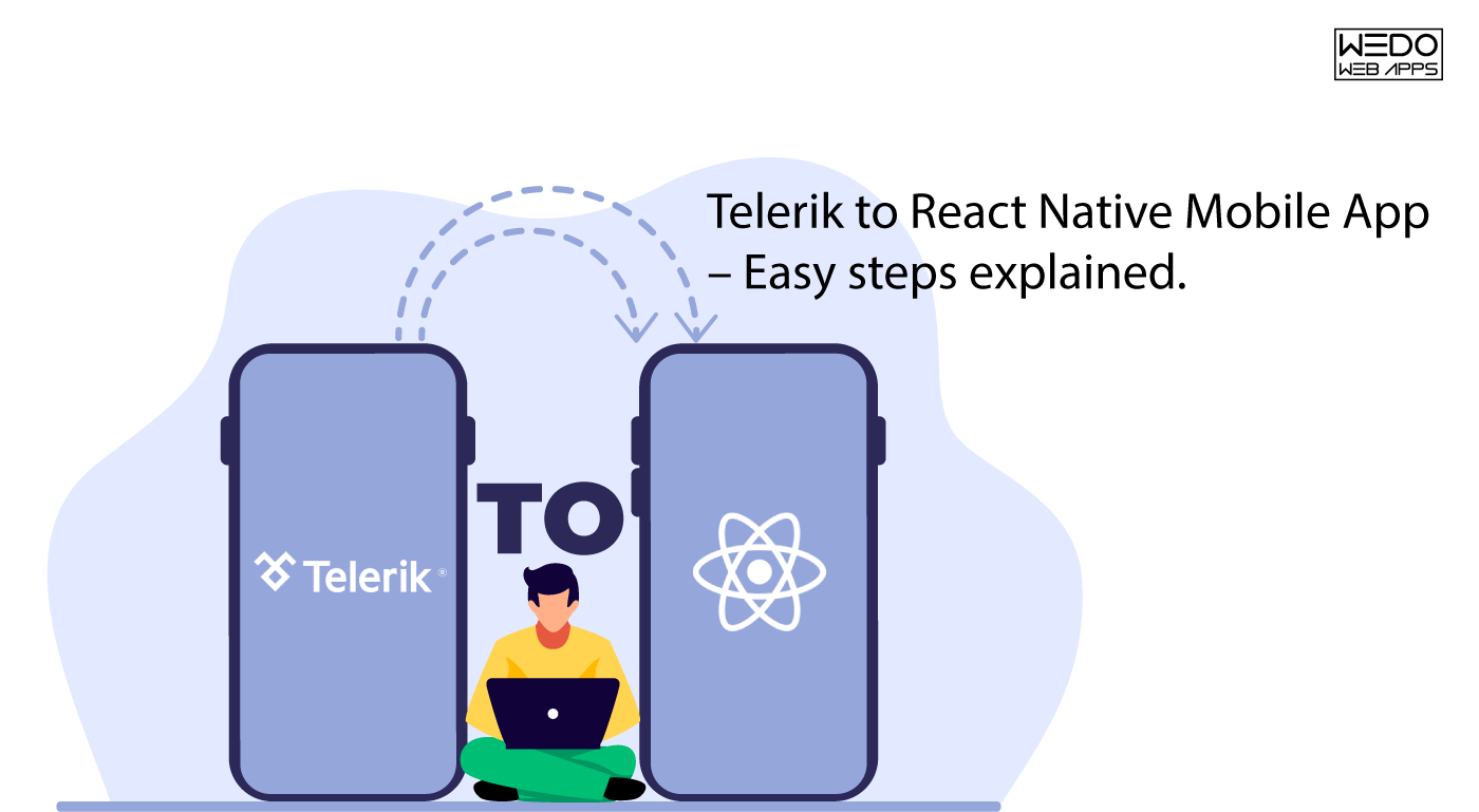 Convert Telerik Mobile App to React Native Mobile App