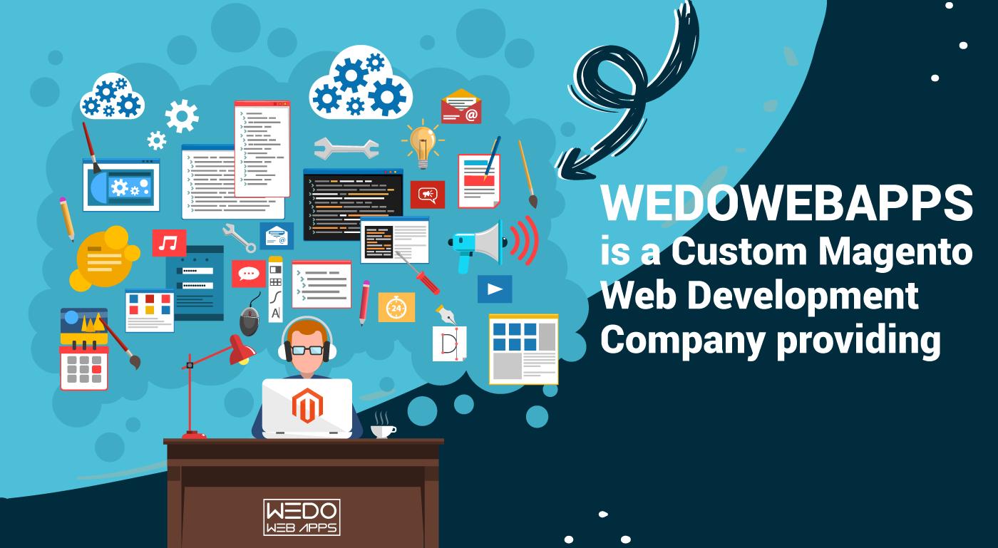 Custom Magento Web Development