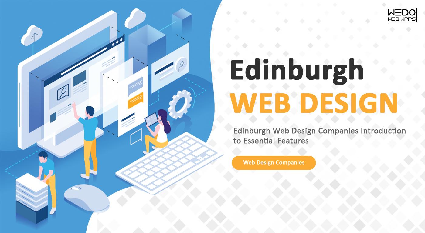 Edinburgh Web Design Companies