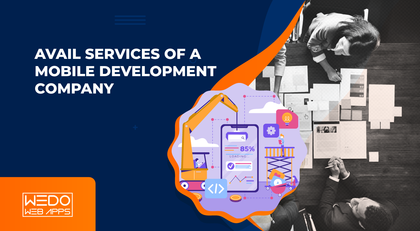 Getting Services of Mobile Development Company